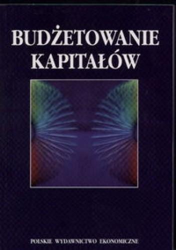 Okładka książki Budżetowanie kapitałów