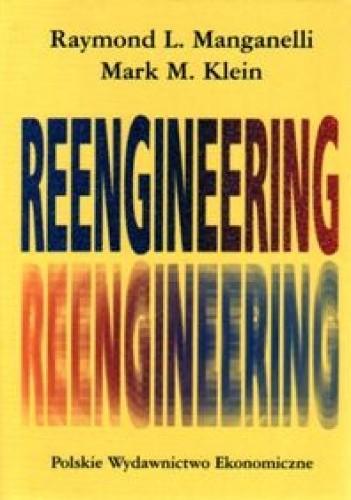 Okładka książki Reengineering