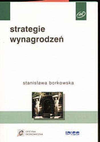 Okładka książki Strategie wynagrodzeń