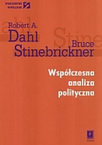 Okładka książki Współczesna analiza polityczna