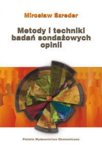 Okładka książki Metody i techniki sondażowych badań opinii