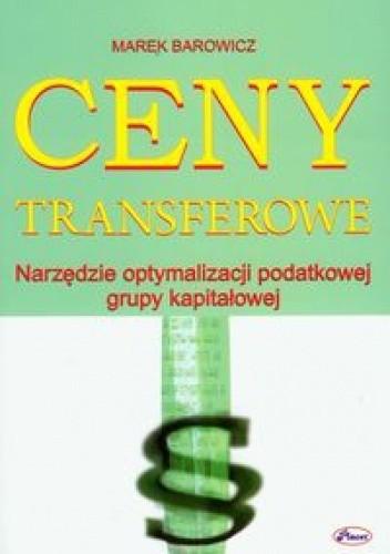 Okładka książki Ceny transferowe