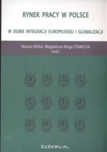 Okładka książki Rynek pracy w Polsce
