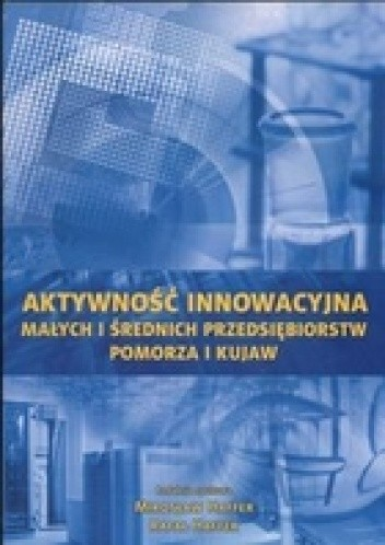 Okładka książki Aktywność innowacyjna