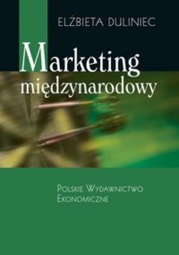 Okładka książki Marketing międzynarodowy