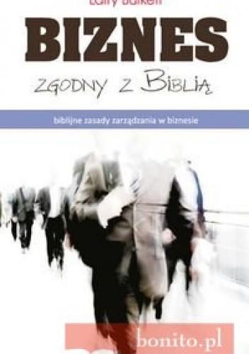 Okładka książki Biznes zgodny z Biblią