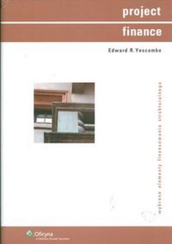 Okładka książki Project finance