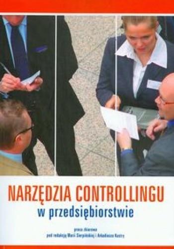 Okładka książki Narzędzia controlingu w przedsiebiorstwie