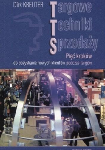 Okładka książki Targowe techniki sprzedaży