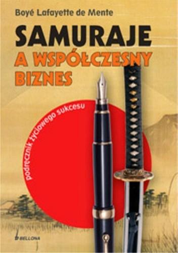 Okładka książki Samuraje a współczesny biznes