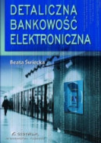 Okładka książki Detaliczna bankowość elektroniczna