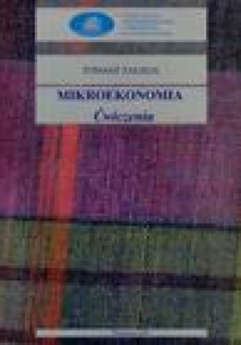 Okładka książki Mikroekonomia. Ćwiczenia