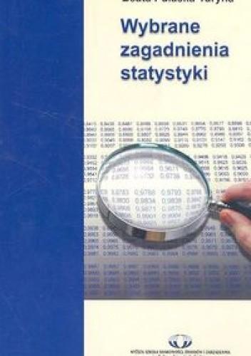 Okładka książki Wybrane zagadnienia statystyki