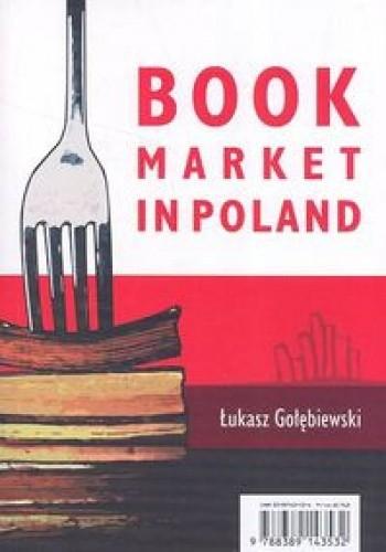 Okładka książki Book Market in Poland