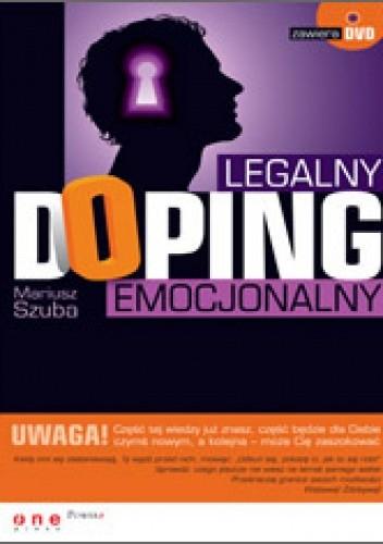 Okładka książki Legalny doping emocjonalny