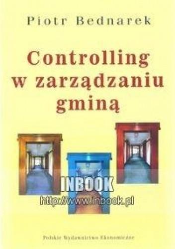 Okładka książki Controlling w zarządzaniu gminą