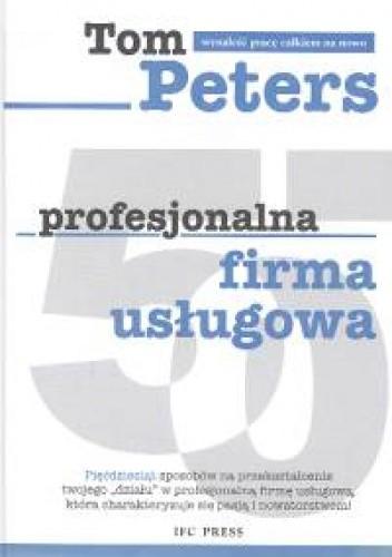 Okładka książki Profesjonalna Firma Usługowa 50