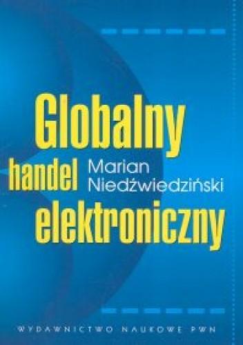 Okładka książki Globalny handel elektroniczny