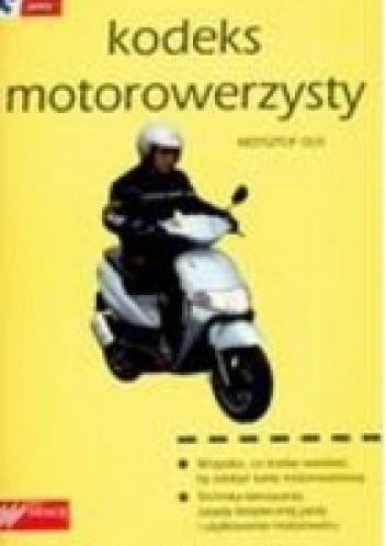 Okładka książki Kodeks motorowerzysty