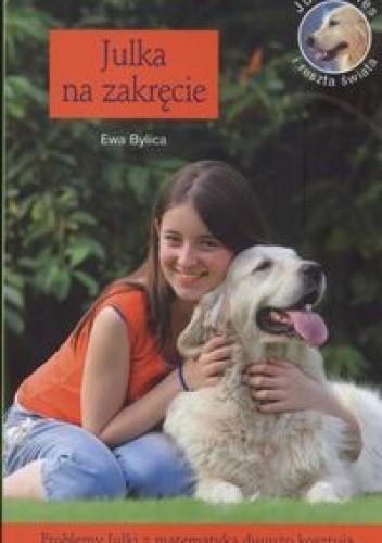 Okładka książki Julka na zakręcie