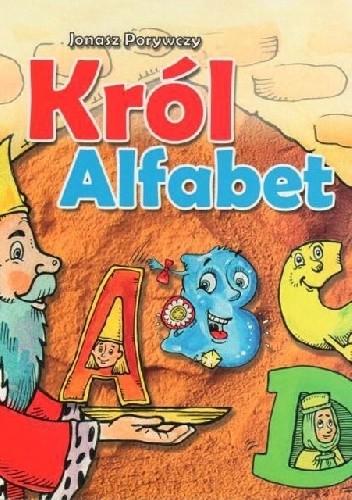 Okładka książki Król alfabet