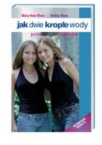 Okładka książki Jak dwie krople wody. Pytania i odpowiedzi