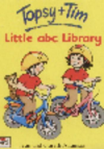 Okładka książki Topsy+Tim. Little abc library
