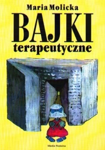 Okładka książki Bajki terapeutyczne