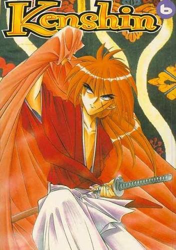 Okładka książki Kenshin, t. 6