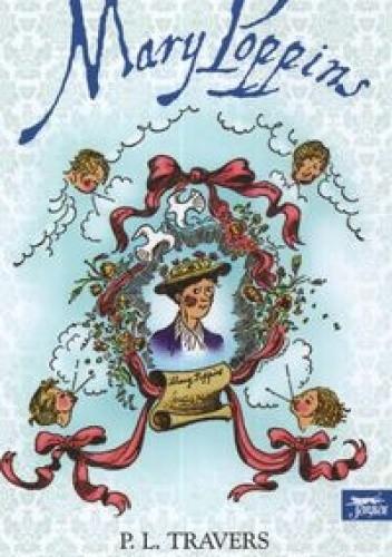 Okładka książki Mary Poppins i sąsiedzi