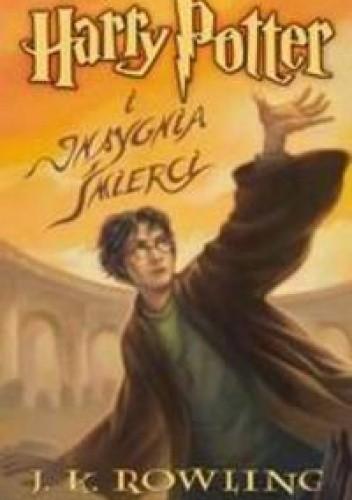 Okładka książki Harry Potter i Insygnia Śmierci