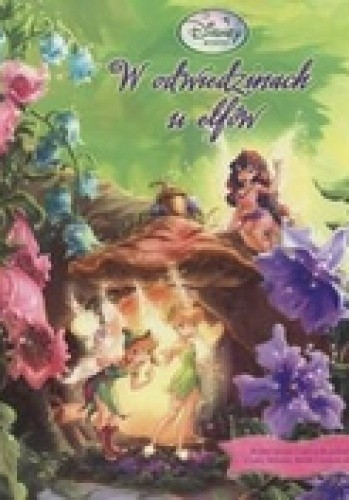 Okładka książki Wróżki. W odwiedzinach u elfów