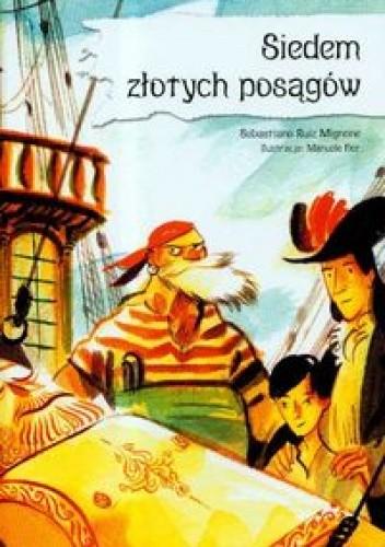 Okładka książki Siedem złotych posągów
