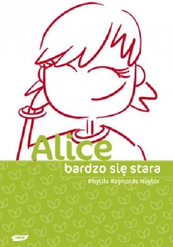 Okładka książki Alice bardzo się stara