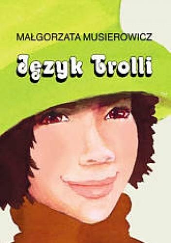 Okładka książki Język Trolli