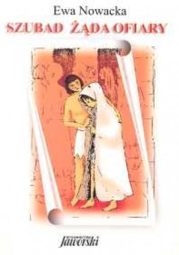 Okładka książki Szubad żąda ofiary