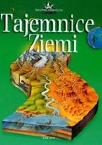 Okładka książki TAJEMNICE ZIEMI