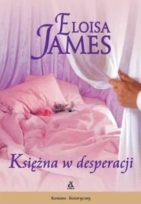Okładka książki Księżna w desperacji