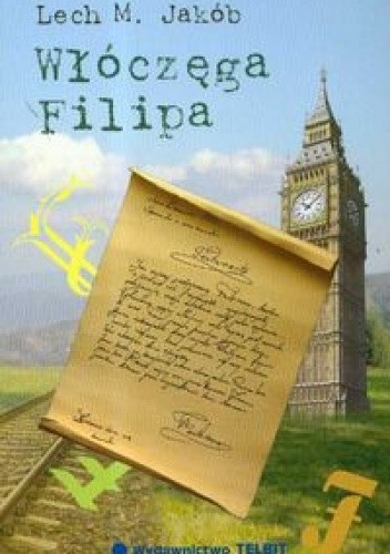 Okładka książki Włóczęga Filipa