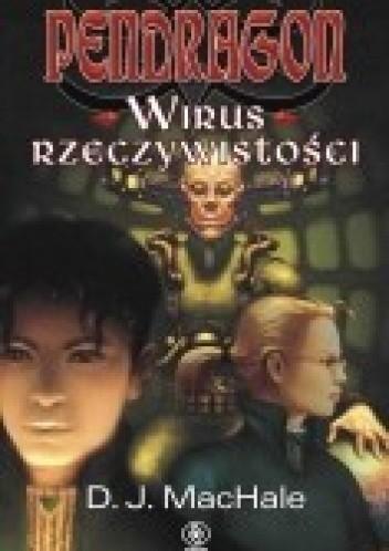 Okładka książki Wirus rzeczywistości