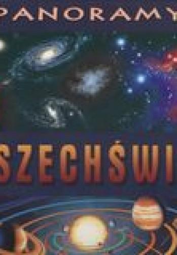 Okładka książki Wszechświat Panoramy /Wielkie panoramiczne ilustracje
