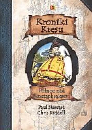 Okładka książki Północ nad Sanctaphraksem