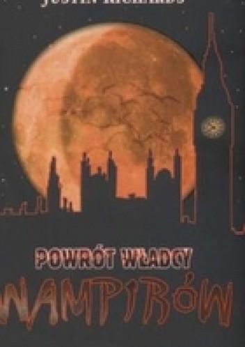 Okładka książki Powrót władcy wampirów