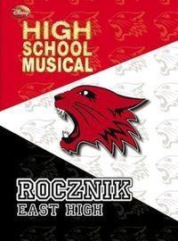 Okładka książki High School Musical. Rocznik East High