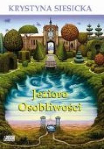 Okładka książki Jezioro Osobliwości