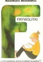 Frywolitki, czyli ostatnio przeczytałam książkę!!! (wybór z lat 1994-1997)
