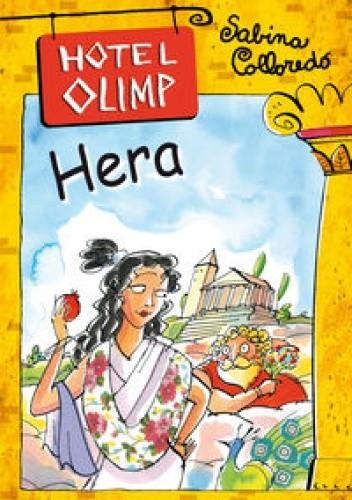 Okładka książki Hotel Olimp. Hera