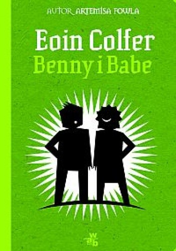 Okładka książki Benny i Babe