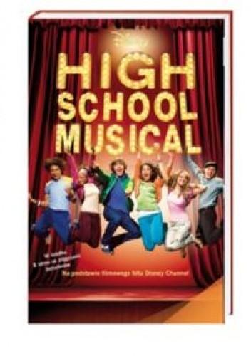 Okładka książki High School Musical 1