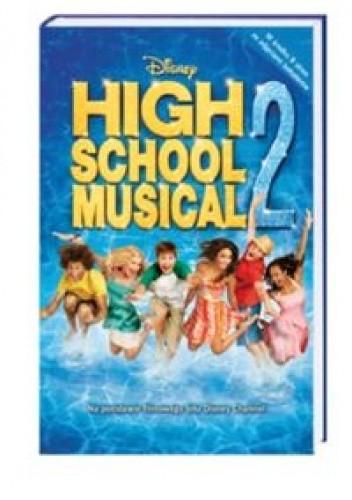 Okładka książki High School Musical 2